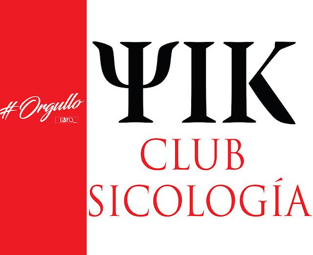 El Club de Sicología de la USFQ es reconocido por The International Honor Society in Psychology