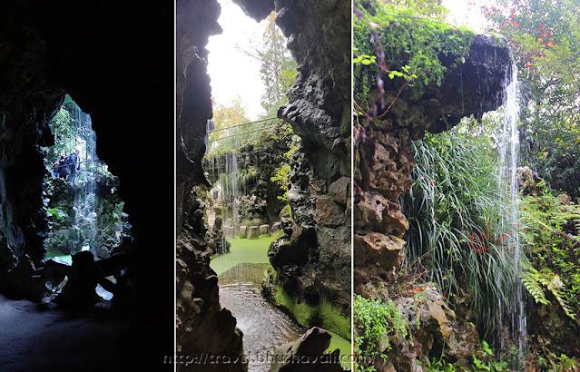 Quinta de Regaleira Waterfalls