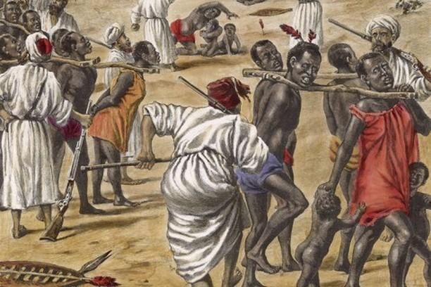 frase en contra de la institución de la esclavitud y de hecho mantuvo ...