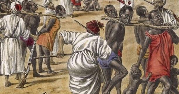 falso esclavitud