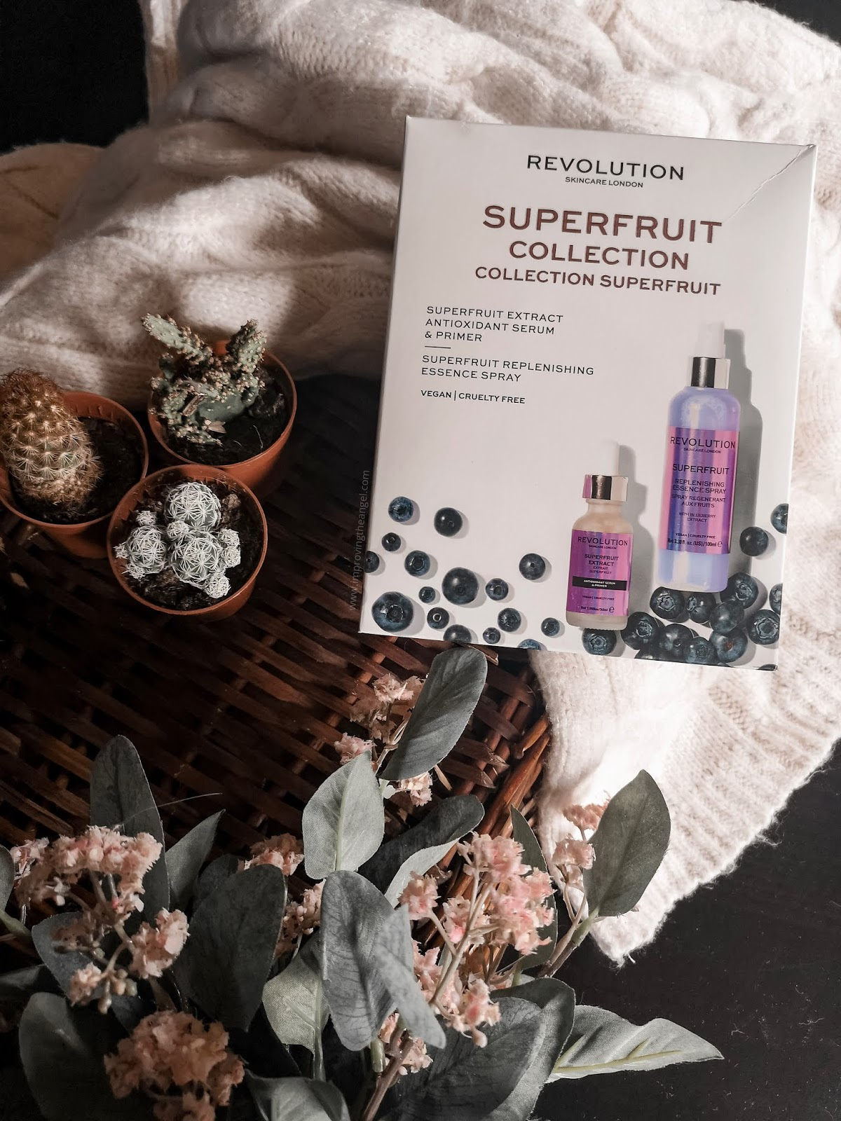 Pack Superfruit Revolution Skincare
