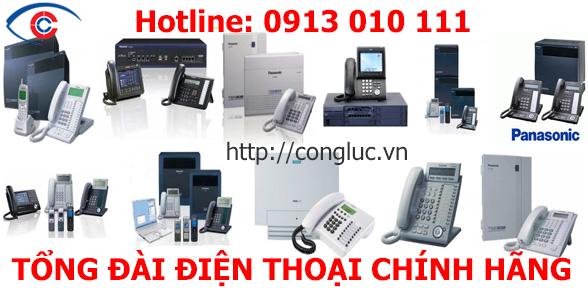 phân phối tổng đài điện thoại Panasonic tại Lê Chân