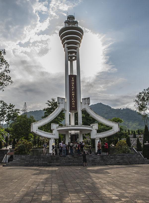 Nghĩa trang Liệt sỹ Vị Xuyên Hà Giang