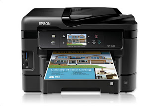 Epson WorkForce WF-3540 Driver Downloads And Review