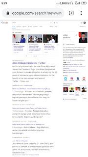 Pencarian teratas google