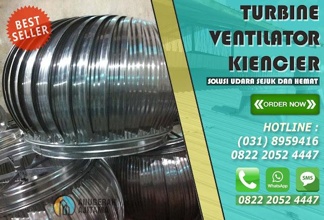 Jual Turbin Ventilator Surabaya