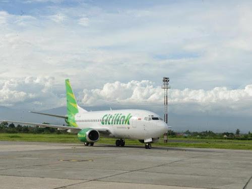 Citilink rute Jakarta-Banyuwangi