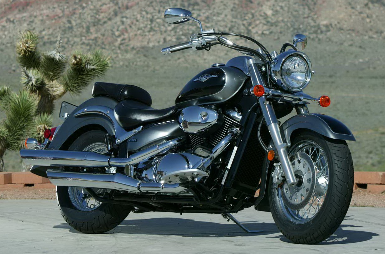 2005 Suzuki Boulevard >> One For All 2005 Suzuki Boulevard M50 Gallery