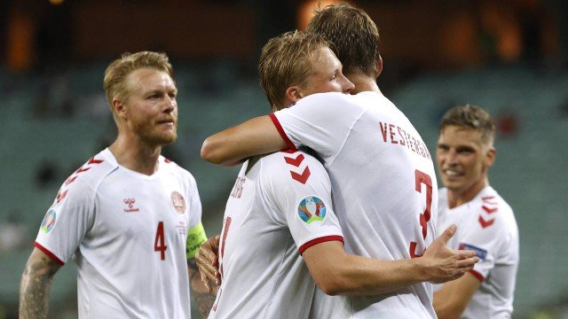 Denmark wins the Czech Republic, goes to the semifinals and follows its heroic journey in the Euro Cup