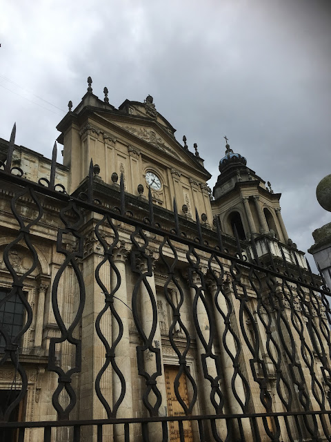 Cathedral guatemala