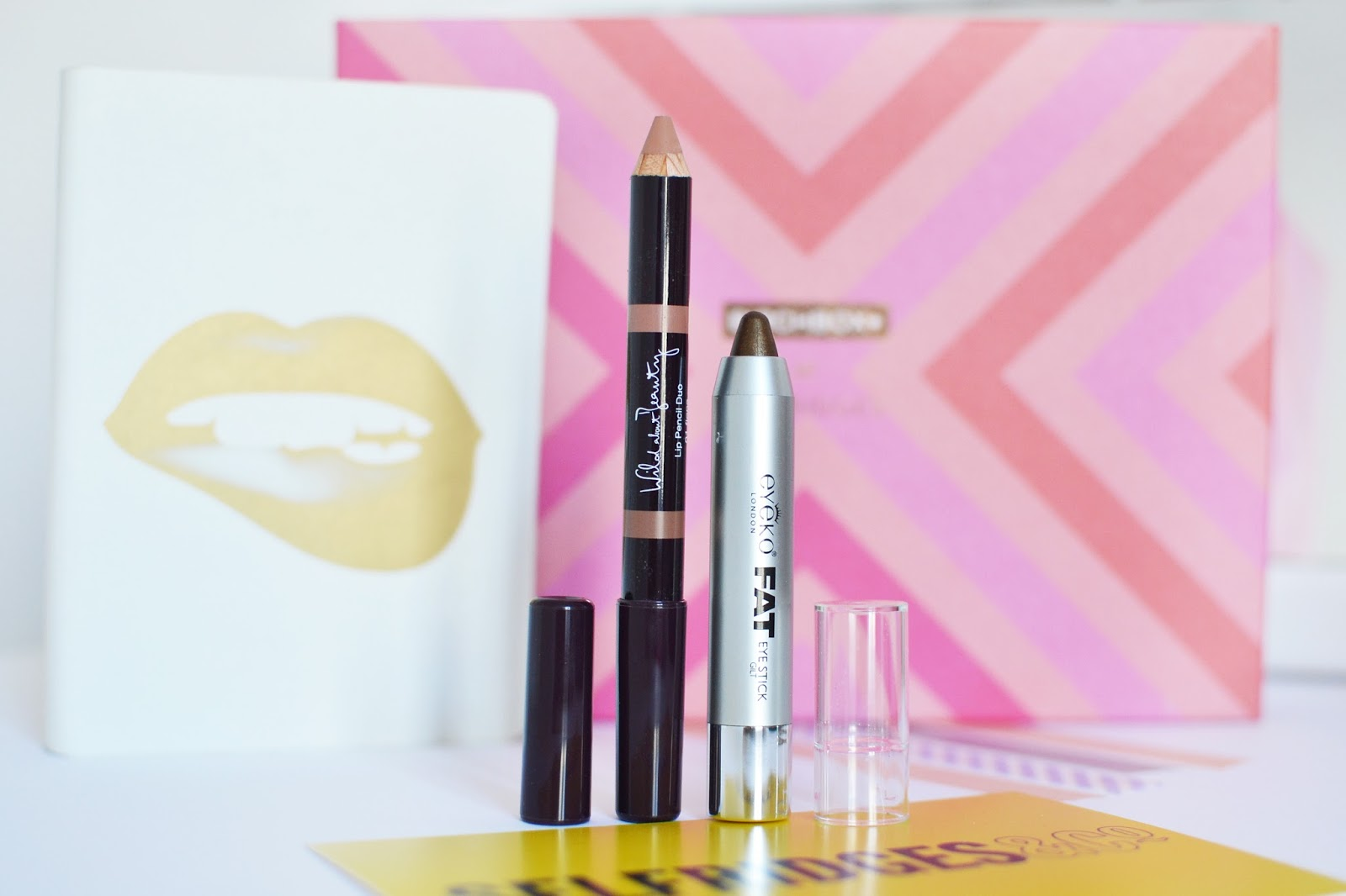 unboxing the selfridges birchbox edition
