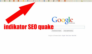Fungsi Add Ons SEO Quake