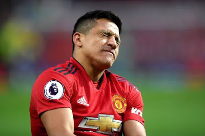 Alexis Sanchez stays at Manchester United. PHOTO | SKYSPORTS