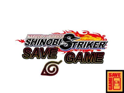 Naruto to Boruto Shinobi Striker 100% PC Save Game