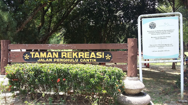 Taman Rekreasi Jalan Penghulu Cantik