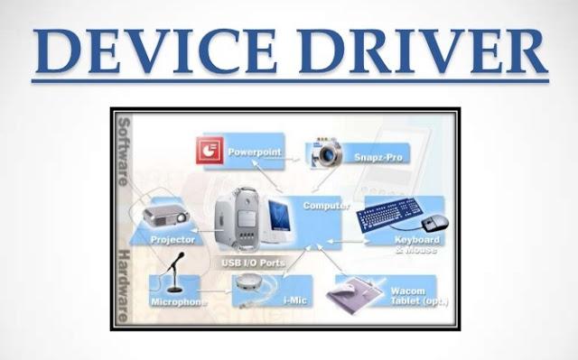 Device driver क्या है?