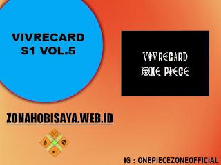 Vivre Card DataBook Indonesia Vol 5