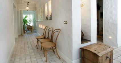 El arquitecto impenitente elogio del armario del pasillo - Mueble recibidor estrecho ...