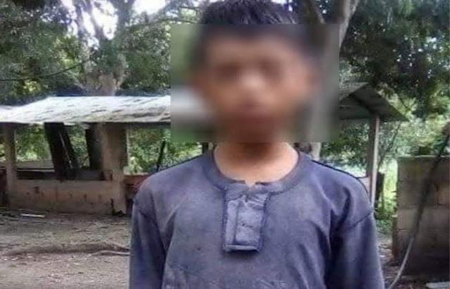 Violan y asesinan niño de 10 años en Veracruz