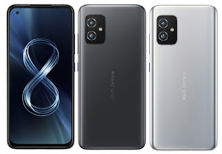 Asus 8Z (ZenFone 8) series launch date and specification.