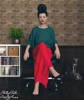 Elite 3D Models - Shilla Haste
