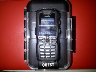 Hape Outdoor Sonim XP3 Quest IP67 Mil Std 810F Certified Phonebook 1000