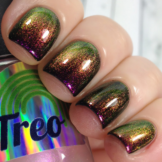 Treo Lacquer-Beyond the Infinite