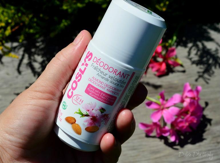 Dezodoranty Coslys Migdałowy - Jedwabista Świeżość