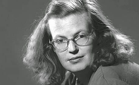 Shirley Jackson: Image source:  http://en.wikipedia.org/wiki/Shirley_Jackson#mediaviewer/File:ShirleyJack.jpg