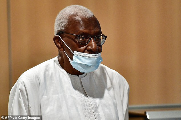 Former World Athletics boss, Lamine Diack is jailed for two years and fined €500k after being found guilty of corruption in Russian doping scandal