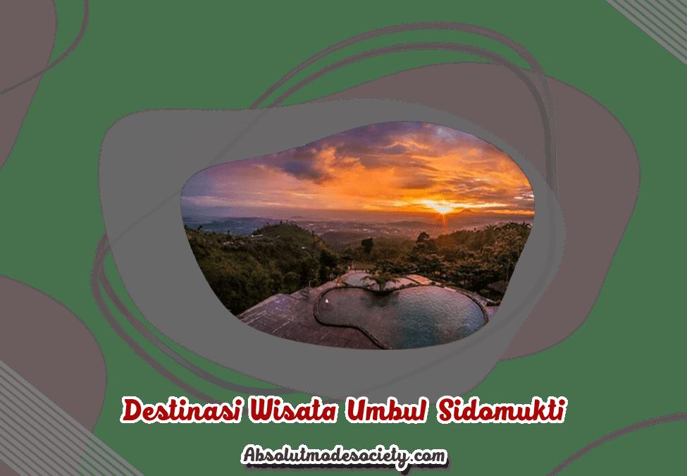 Destinasi Wisata Umbul Sidomukti Semarang