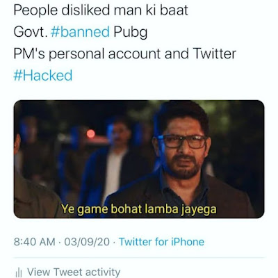 (100+)Pubg Mobile Ban in Indian Funny Memes - Pubg Ban Memes