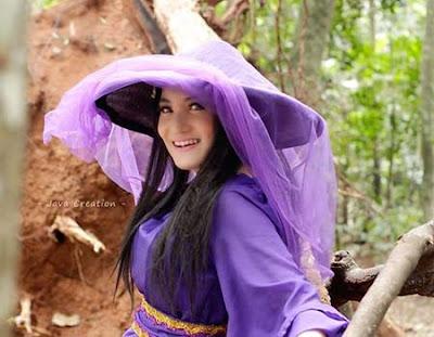 Nastiti Dewi / Dewi Sasaka Domas di Kembalinya Raden Kian Santang (KRKS)