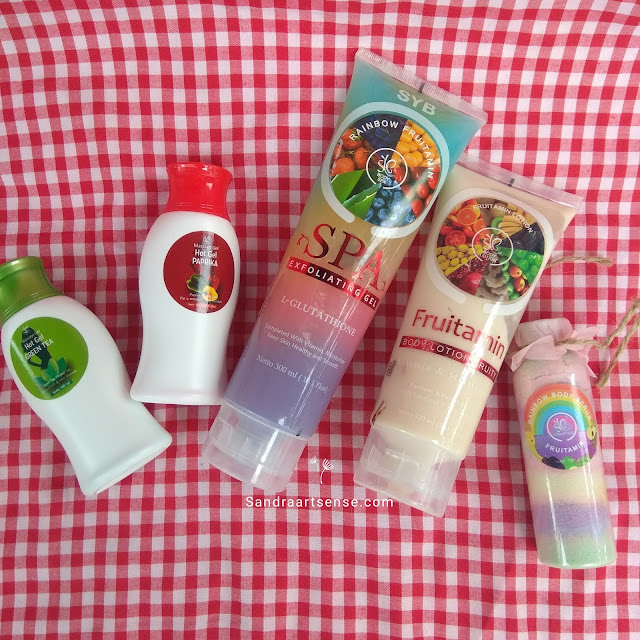 Review produk SYB