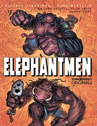 Elephantmen 2261 Season Two: The Pentalion Job