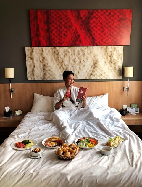 Review Hotel: Staycation di Hotel Ibis Jakarta Slipi Saat Pandemi