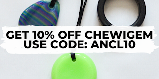 Save on chew necklaces