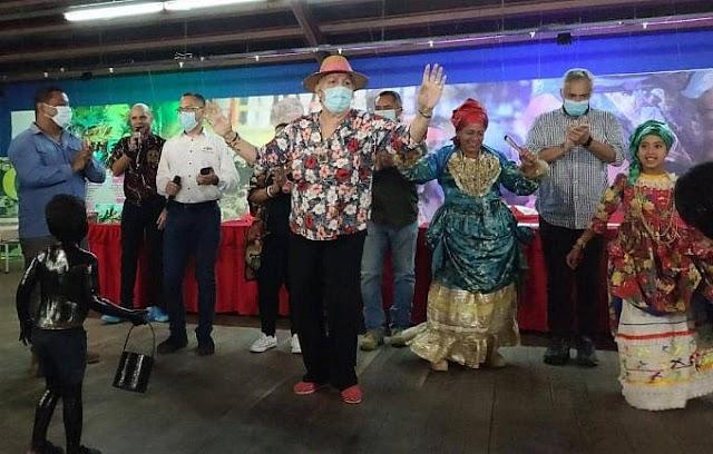 Los Carnavales de El Callao se celebrarán este año, pero bajo estrictas medidas de bioseguridad.