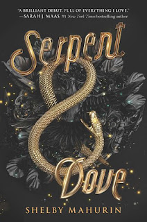 Serpent and dove 1