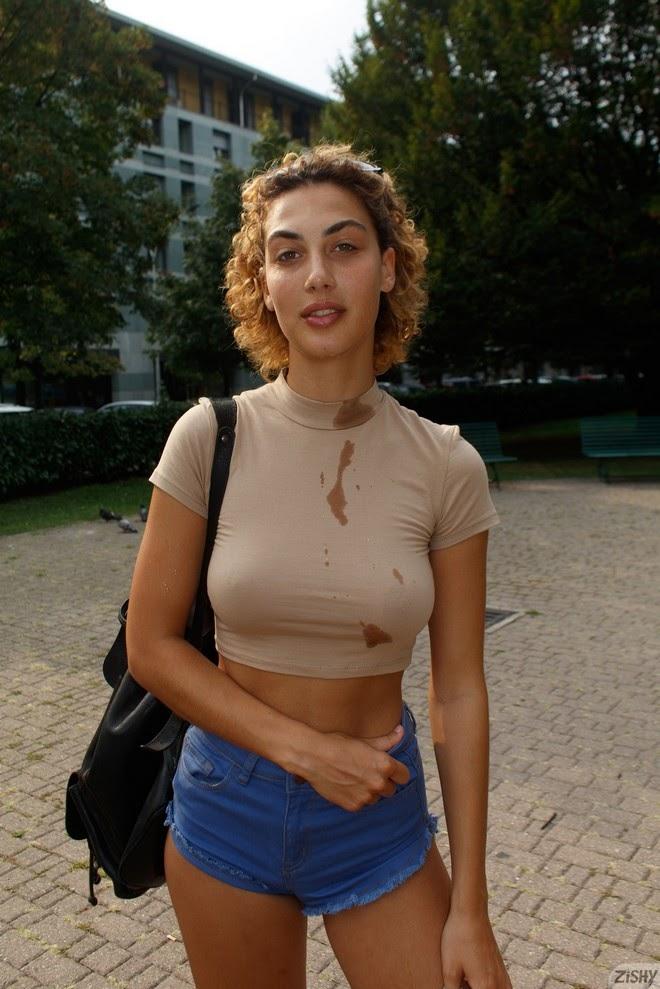 [Zishy] Sylvia Belotti - Como Bros sexy girls image jav