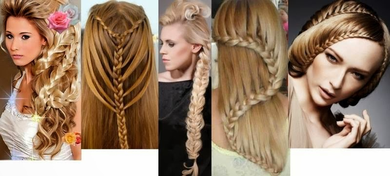 Los Peinados Mas Lindos Del Mundo - El peinado más bonito y fácil del mundo de Adriana YouTube