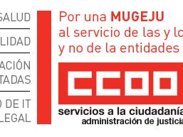 Mugeju suscribe el concierto de asistencia sanitaria para 2018 y con previsión de prórrogas hasta 2021 con siete EEMM (entidades médicas privadas)