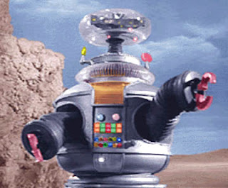 Robot from Lost in Space