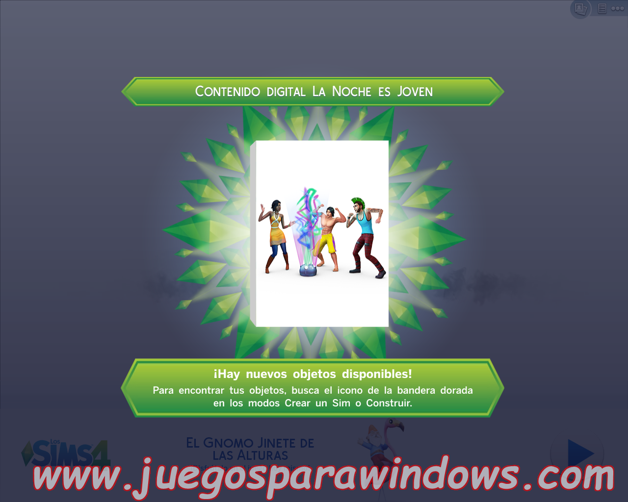 Los Sims 4 Digital Deluxe Edition ESPAÑOL PC Full + Update v1.4.83.1010 Incl DLC (RELOADED) 2