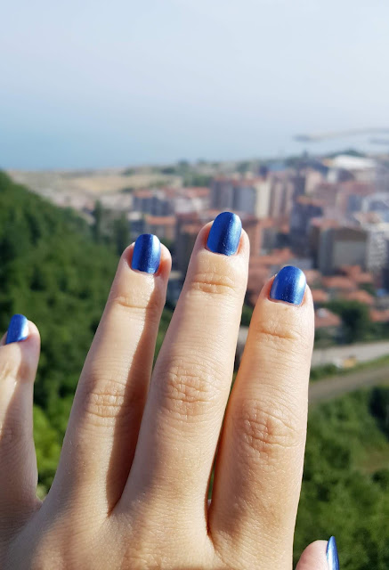 Mara Ojelerim | Metalik Ayna Efektli Ojeler, Confetti Serisi, Queen Serisi