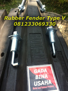 Rubber Fender Type V