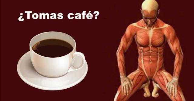 Mira lo que pasa a tu cuerpo cuando tomas café todos los días
