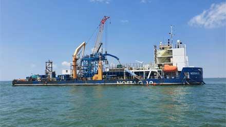 PLN Rampungkan Kabel Listrik Bawah Laut Sumatera-Bangka