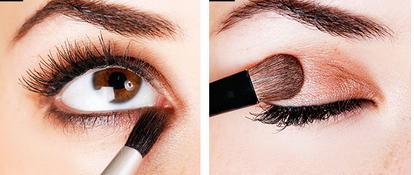 Makeup How-To: Bronze Smokey Eye