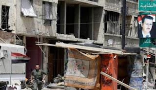 Belasan Tentara Rezim Syiah Suriah Tewas Dan Terluka Dalam Serangan Brigade Qasioun